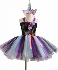 Unicorn Costume Girls Halloween