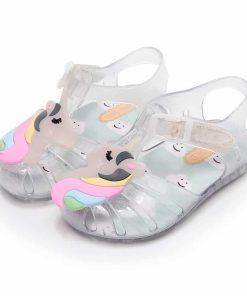 Unicorn Sandals For Toddlers