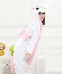 Unicorn Costume Adult Pink