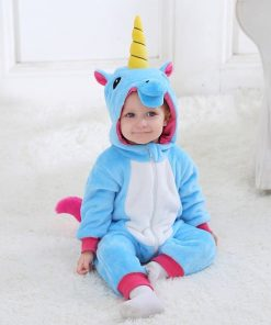 Unicorn Costume Baby Mommy And Baby