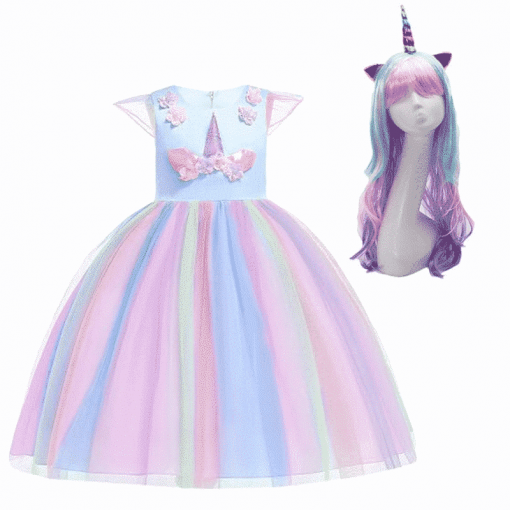Unicorn Costume Toddler Outfits