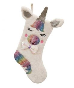 Unicorn Sock Stocking