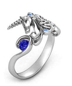 Unicorn Ring Wedding