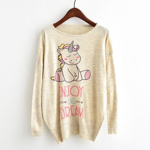 Unicorn Sweater Wild