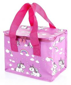 Unicorn Bag And Lunchbox