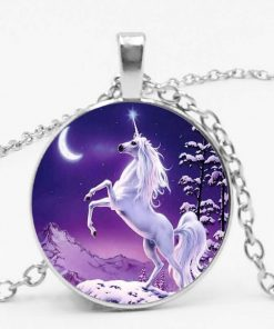 Unicorn Magical Pendant 3.5