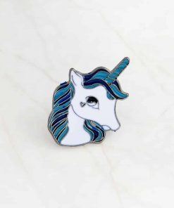Unicorn Pins The Grumpy