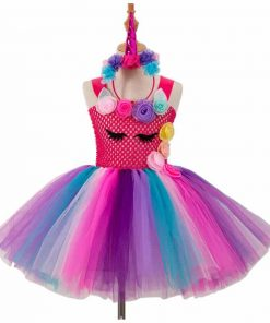 Unicorn Costume Girls Big Girl