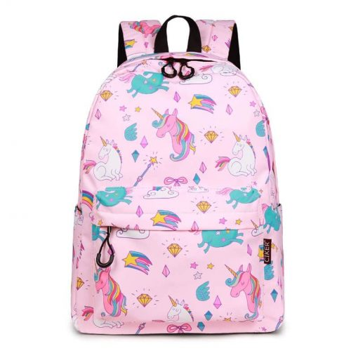 unicorn backpack for girls