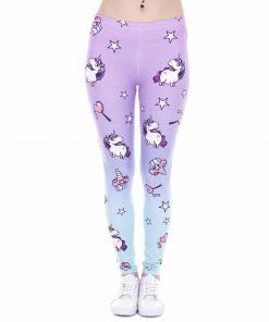 Unicorn Leggings Adults