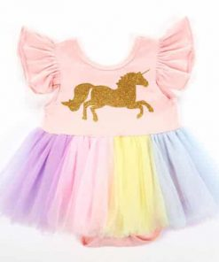 Unicorn Costume Baby Outfits Girl