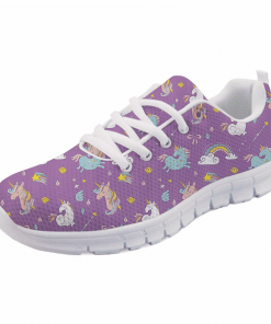 Unicorn Shoes Rainbow