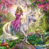 Unicorn Puzzles For Adults