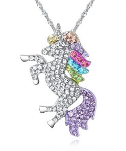 Girls Unicorn Crystal Rainbow Online