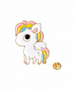 Unicorn Pins Enamel