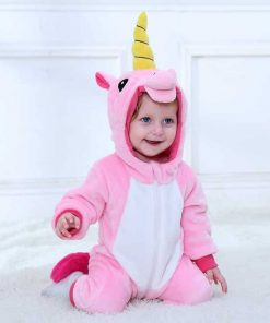Unicorn Costume Baby Plush