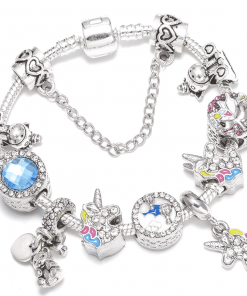 Unicorn Bracelet Charms For Bracelet