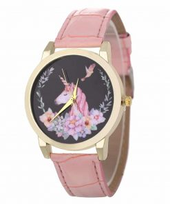 Unicorn Pink Watch Fossil