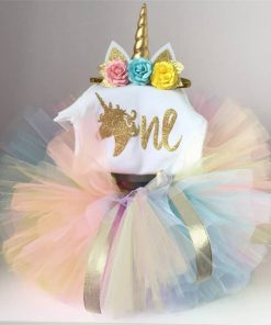 Unicorn Costume Toddler Halloween