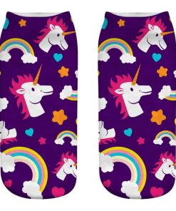 Unicorn Sock Guy