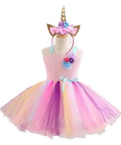Unicorn Costume Girls For Tween