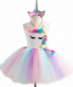 Unicorn Costume Girls Little Smart