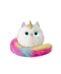 Unicorn Stuffed Animal Cat