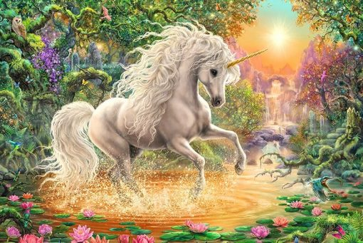 Unicorn Puzzle Jigsaw 1000 Pieces