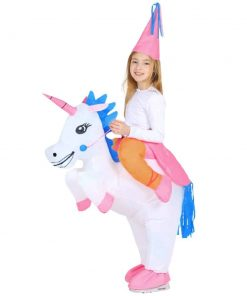 Unicorn Costume Kid Inflatable