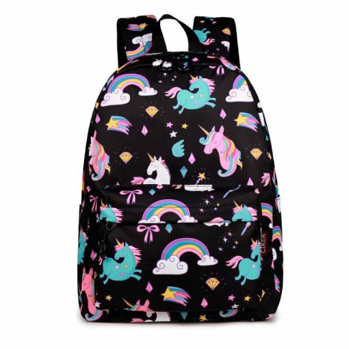 Unicorn School Backpack