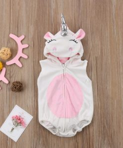 Unicorn Costume Baby Girl