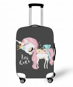 Unicorn Suitcase Carry On
