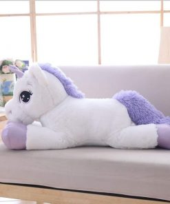 Big Stuffed Unicorn Plush