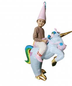 Unicorn Costume Toddler Ride On
