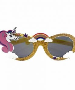 Unicorn Glasses Rainbow