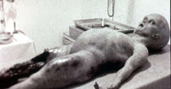 The Roswell Monster