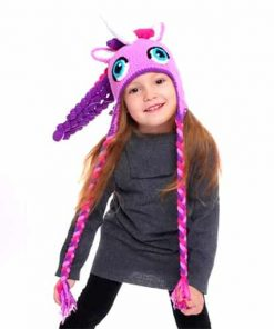 Unicorn Hat Girl