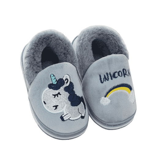 Unicorn Slippers For Toddlers