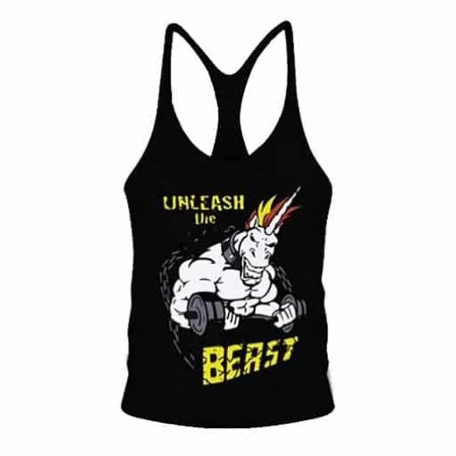 Unicorn Tank Tops Mens