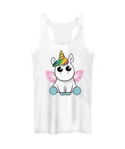 Unicorn Tank Tops Workout