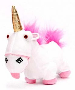 Unicorn Stuffed Animal Fluffy