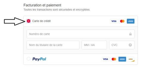 put payments informations instruction