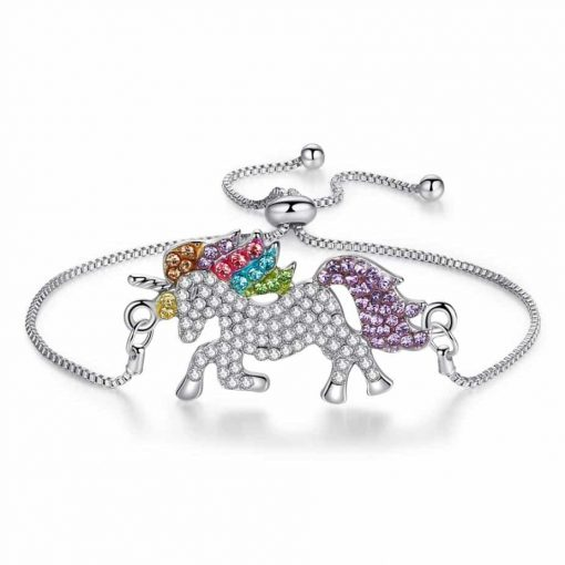 Unicorn Bracelet Ankle