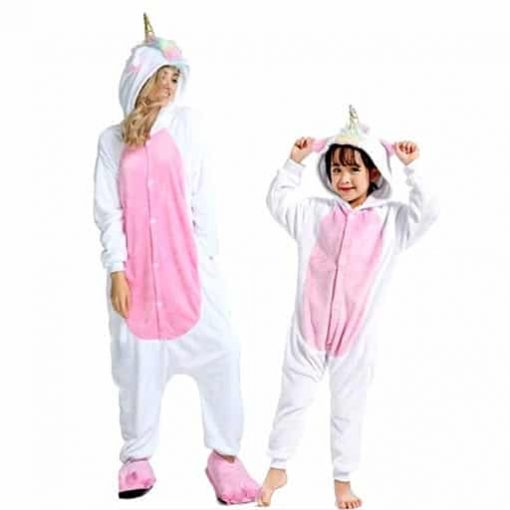 Unicorn Costume Girls Onesie