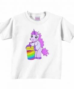 Unicorn Shirt Drinking