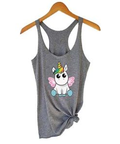 Unicorn Tank Tops Womens