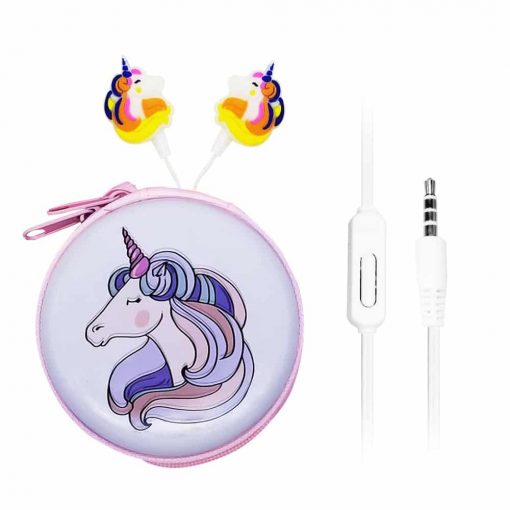 Unicorn Earbud Headphone