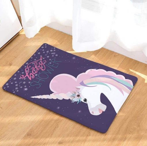 Unicorn Rug Fluffy