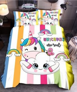 Unicorn Bedding Sheets