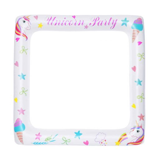 Unicorn Picture Frame Inflatable